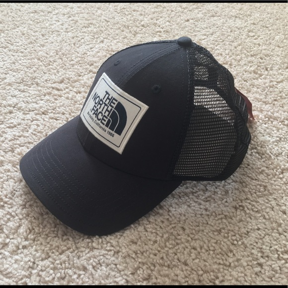 1e443f565b3f42 The North Face Accessories | Mudder Trucker Mesh Cap Hat | Poshmark